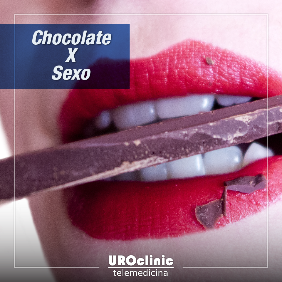 Neurotransmissores do chocolate e sexo