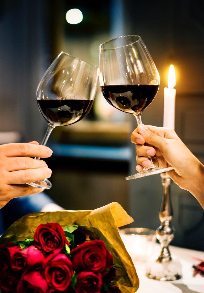 dicas para o dia dos namorados jantar romantico
