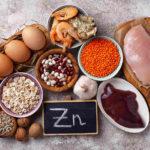 zinco para a melhora da saúde sexual