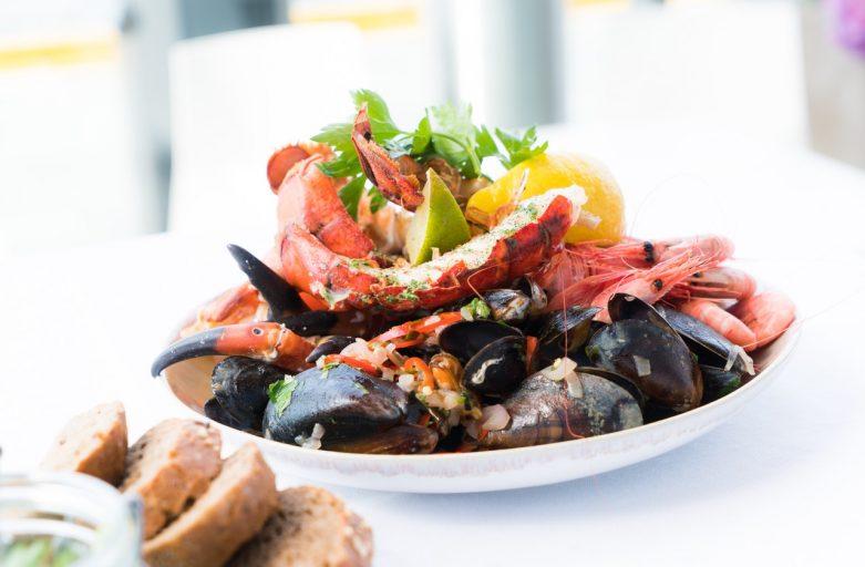 frutos do mar são afrodisíacos