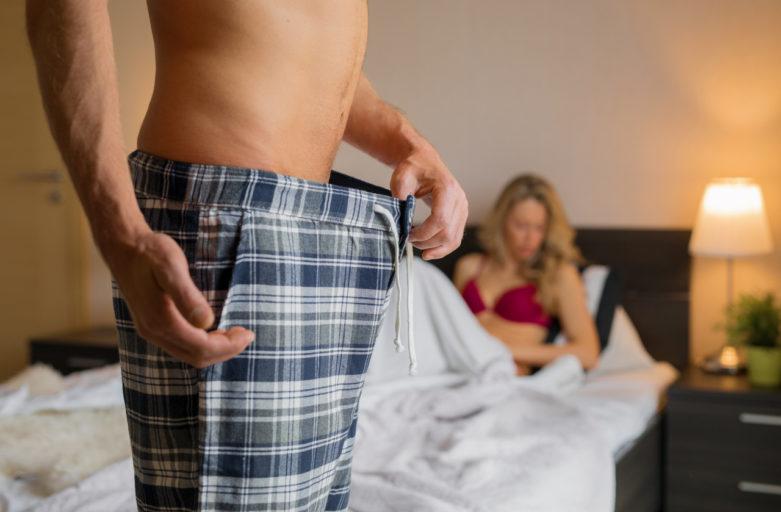 desempenho sexual masculino