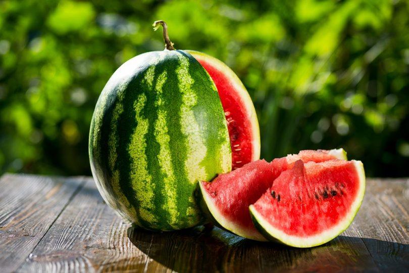 frutas afrodisíacas - melancia