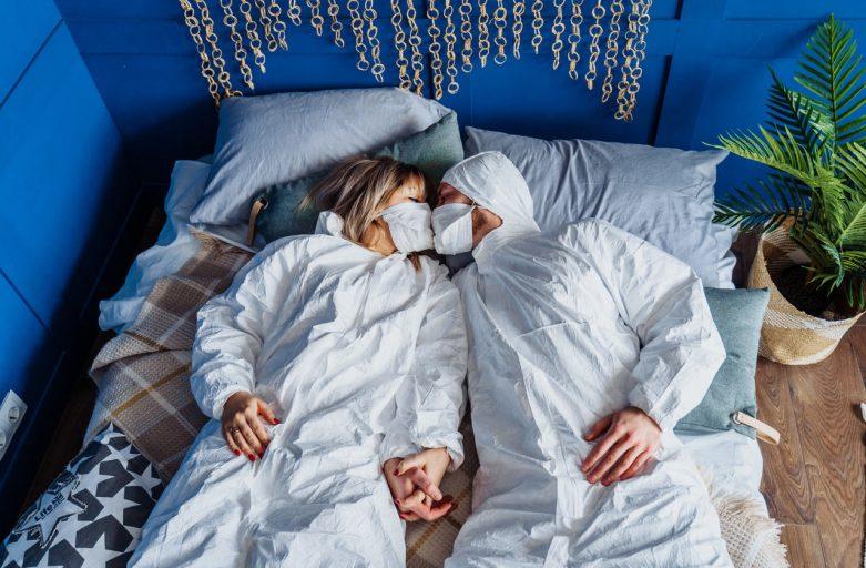 problemas sexuais na pandemia